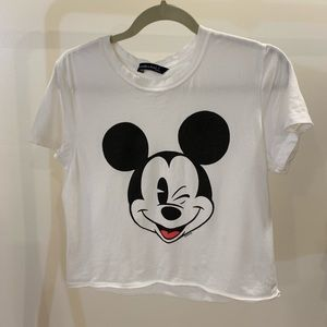 A&F Mickey Mouse T-shirt